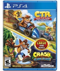 Crash: Nitro Fueled/n Sane Trilogy Bundle