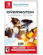 Overwatch Legendary Edition (Code in Box)