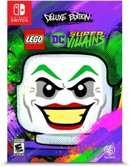 LEGO: DC Supervillains Deluxe Edition