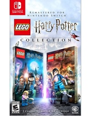 Lego Harry Potter Collection (LHP Yrs 1-4/LHP Yrs 5-7)
