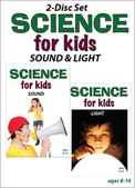 Science for Kids: Sound & Light