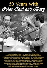Peter, Paul & Mary: 50 Years with Peter, Paul & Mary