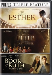Book Of Esther / Apostle Peter & The Last Supper / Book Of Ruth