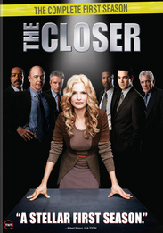 The Closer: The Complete First Season