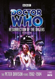 Dr. Who: Resurrection Of The Daleks - The Peter Davison Years 1982-1984